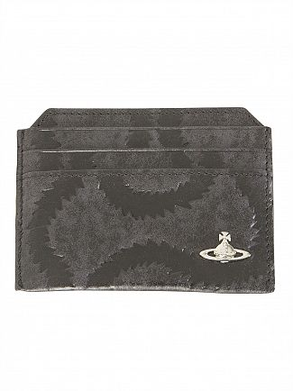 Vivienne Westwood Black Belfast New Credit Card Holder