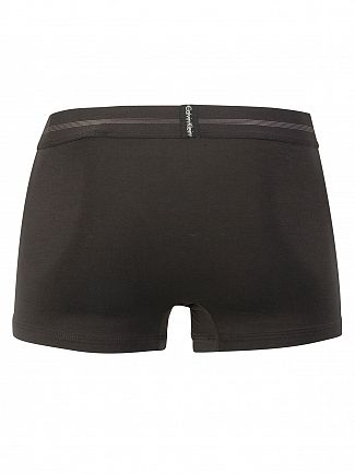 Calvin Klein Black Focused Fit Trunks