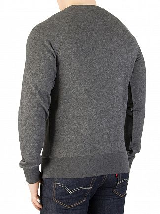 Gant Dark Antracit Original Sweatshirt