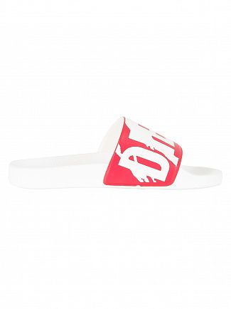 Diesel Formula One/White SA Maral Sliders