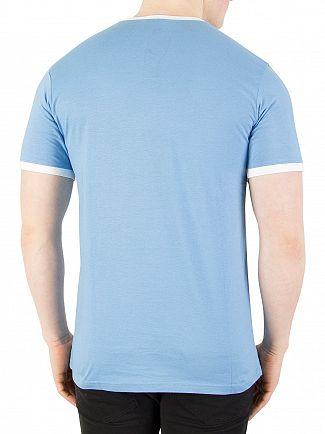 Ellesse Silver Lake Blue Arigento T-Shirt