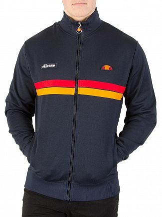 Ellesse Dress Blue Avidor Track Top Jacket