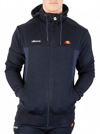 Ellesse Dress Blue Barometro Zip Hoodie