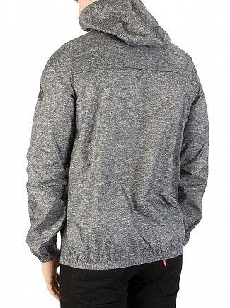 Ellesse Charcoal Marl Berto Zip Jacket