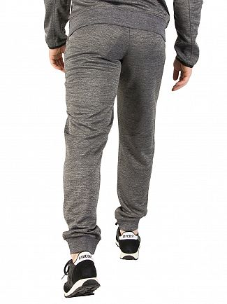Ellesse Charcoal Marl Nintio Poly Joggers