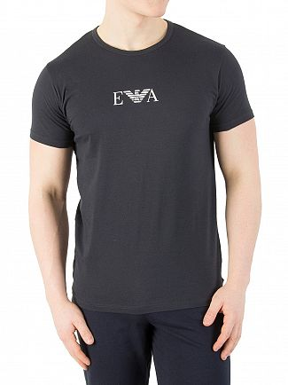Emporio Armani Marine 2 Pack Stretch Cotton T-Shirt