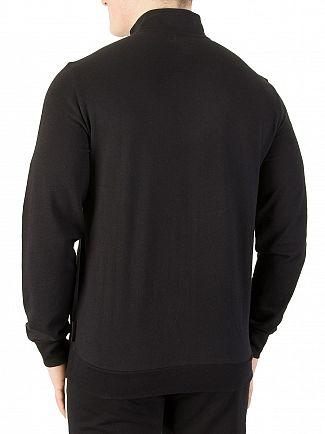 Emporio Armani Black Badge Zip Top