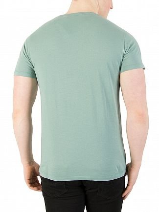 Hackett London Mint Mr Classic 1 T-Shirt