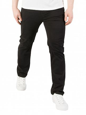 Jack & Jones Black Tim 410 Slim Original Jeans