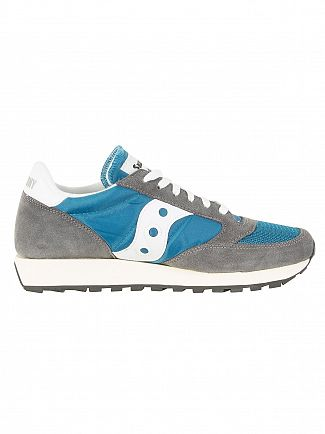 Saucony Cas/Tea Jazz Original Vintage Trainers