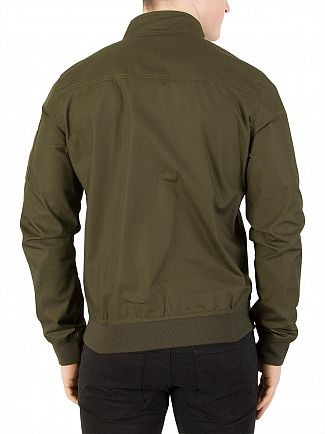 Schott Dark Khaki Kenny Jacket