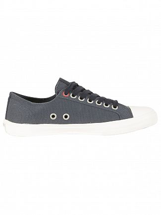 Superdry Dark Navy Low Pro Trainers