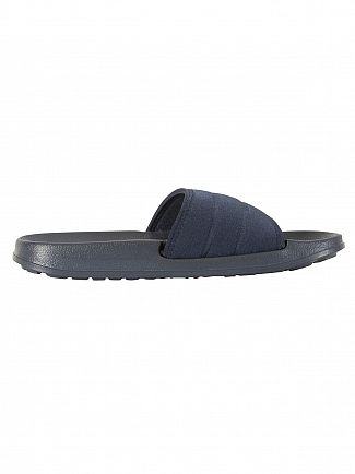Tommy Hilfiger Midnight Corporate Flag Pool Side Flip Flops