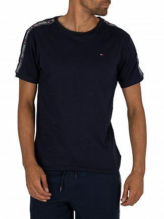 Tommy Hilfiger Navy Blazer RN T-Shirt
