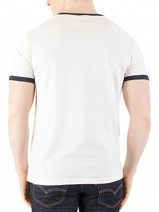 Tommy Hilfiger White RN T-Shirt