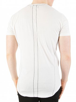 Religion White One For The Road T-Shirt