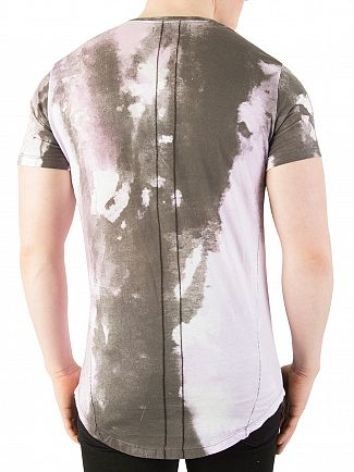 Religion Lilac Savage Storm Wash T-Shirt