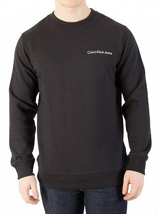 Calvin Klein Jeans Black Horcos Sweatshirt