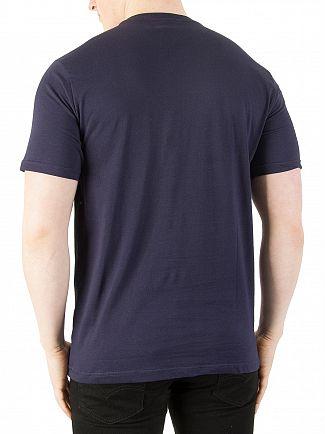 Fila Vintage Peacoat Kalani Graphic T-Shirt