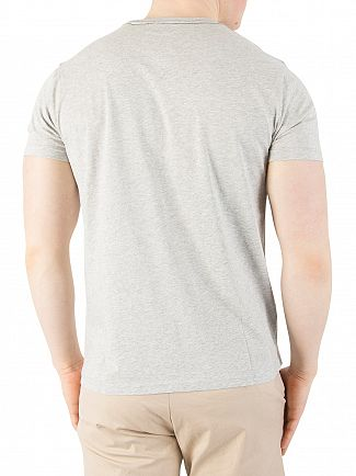 Gant Light Grey Marl NHCT T-Shirt