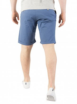 Gant Hurricane Blue Regular Sunbleached Shorts