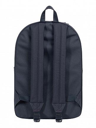 Herschel Supply Co Dark Shadow, Black Classic Backpack