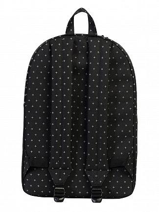 Herschel Supply Co Black Classic Gridlock Backpack