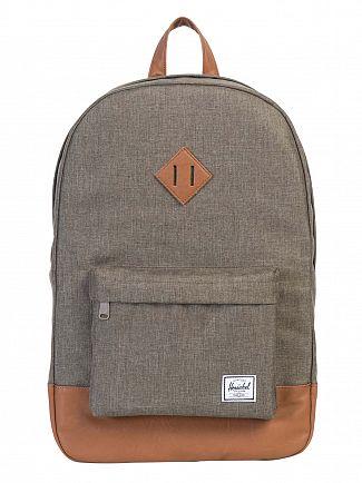 Herschel Supply Co Canteen Heritage Backpack