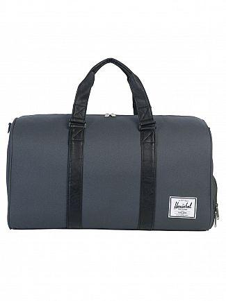 Herschel Supply Co Dark Shadow Novel Holdall Bag