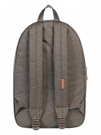 Herschel Supply Co Canteen Settlement Crosshatch Backpack