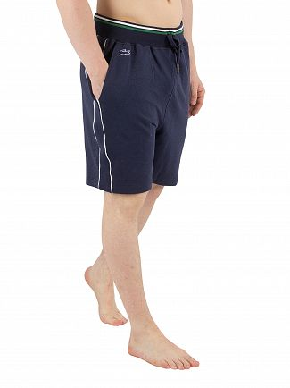 Lacoste Nightblue Lounge Pyjama Shorts