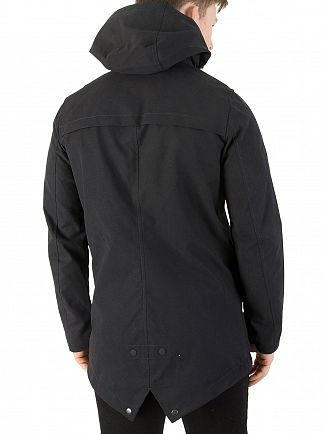 Scotch & Soda Night Classic Hooded Parka Jacket