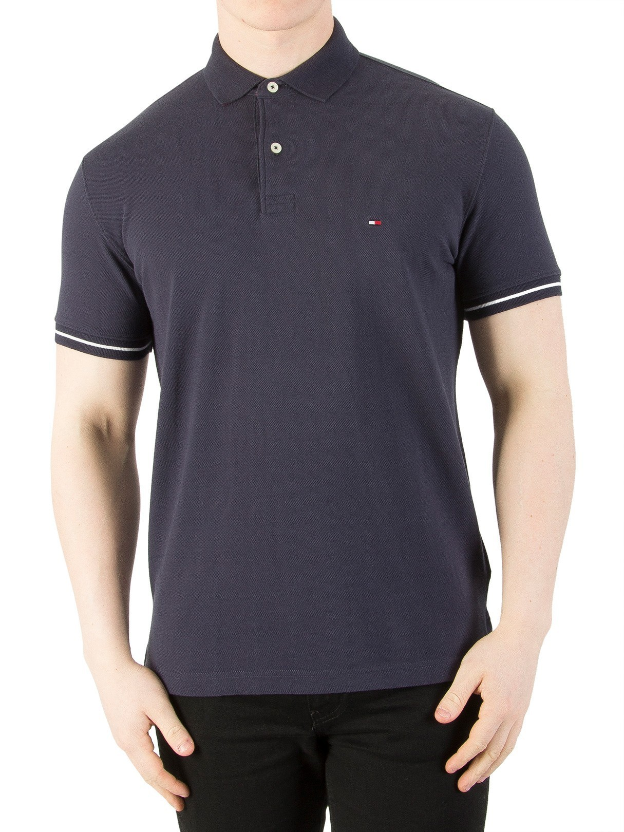 93eb2f7ff Tommy Hilfiger Sky Captain 1985 Regular Fit Polo Shirt | Standout