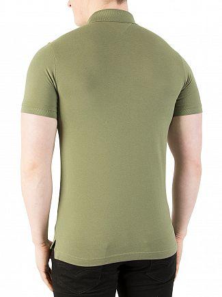 Tommy Hilfiger Four Leaf Clover Slim Fit Polo Shirt