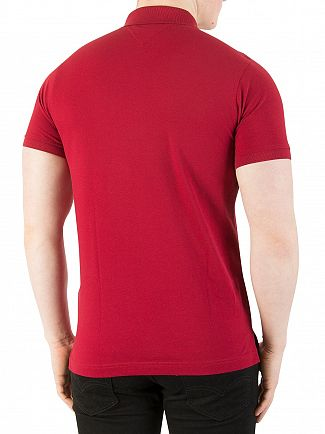 Tommy Hilfiger Rhubarb Slim Fit Polo Shirt