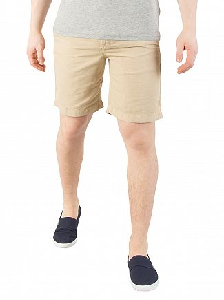 Tommy Hilfiger Safari Sportsman Drawstring Shorts