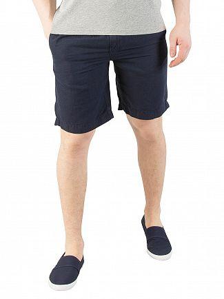 Tommy Hilfiger Navy Blazer Sportsman Drawstring Shorts