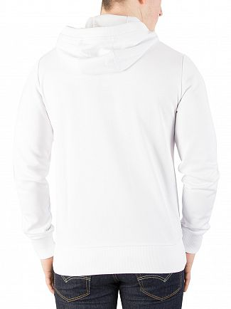 Tommy Hilfiger Bright White Sporty Tech Zip Jacket