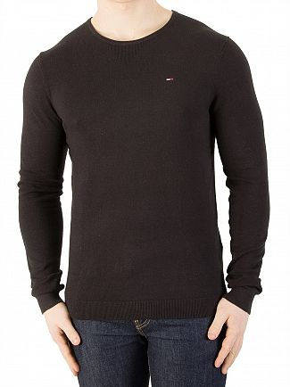 Tommy Jeans Tommy Black Original Knit