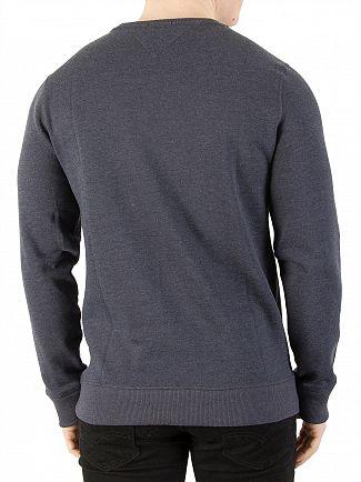 Tommy Jeans Black Iris Original Sweatshirt