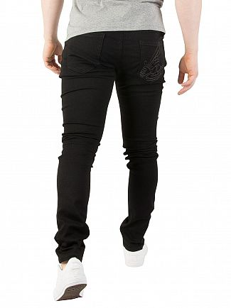 Vivienne Westwood Black Skinny Fit Jeans