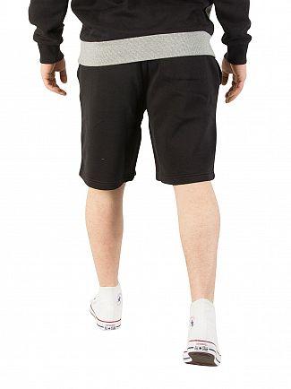 Converse Black Core Sweat Shorts