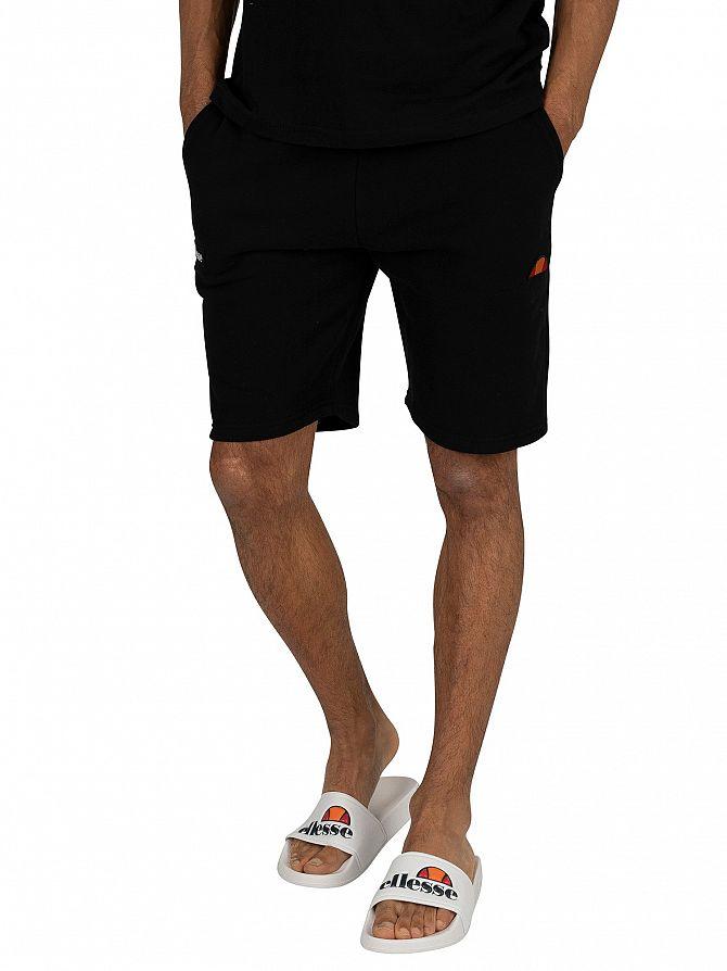 Ellesse Anthracite Noli Fleece Sweat Shorts
