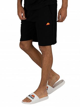 Ellesse Anthracite Noli Fleece Sweat Shorts