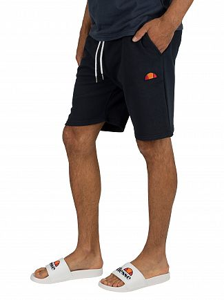 Ellesse Dress Blue Noli Fleece Sweat Shorts