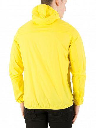 Ellesse Vibrant Yellow Sortoni Jacket