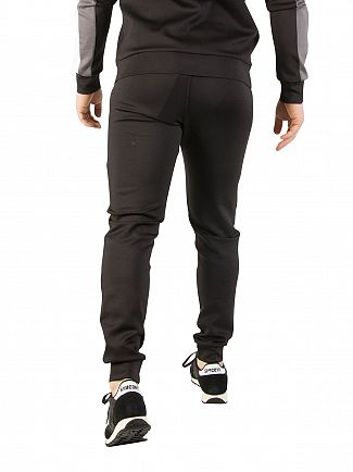 Kings Will Dream Black/Grey/White Mert Poly Joggers