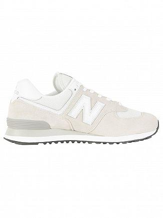 New Balance Nimbus Cloud 574 Suede Trainers
