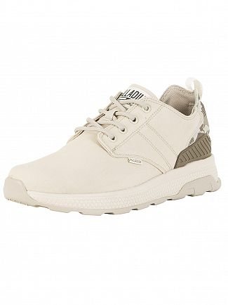 Palladium Rainy Day/Desert Camo Axeon Low Trainers