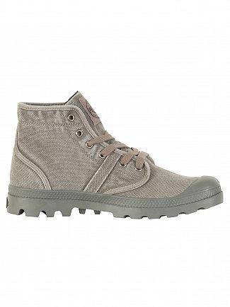 Palladium Metal Pallabrousse Boots